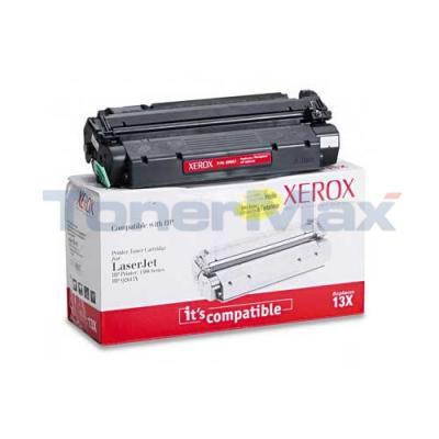 XEROX HP LJ SERIES 1300 TONER CTG BLACK Q2613X